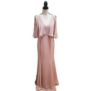 NWT! Marina Popover Gown Size 8